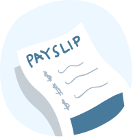 pay slip