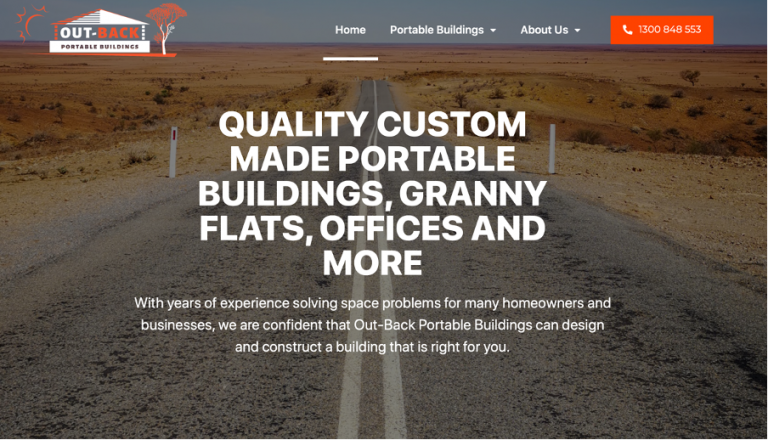 outback portable buildings