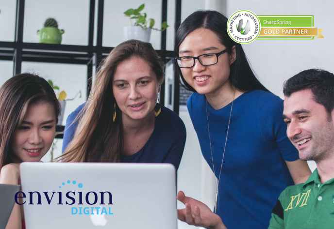 sharpspring marketing solutions with envision digital